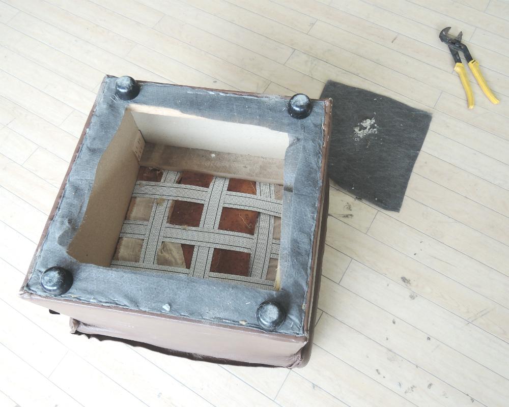footstool 2