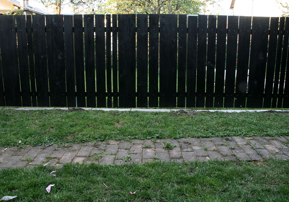 the fency fence 18