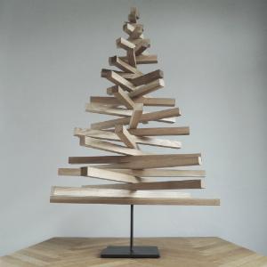 tree mini - Wooden Christmas Trees